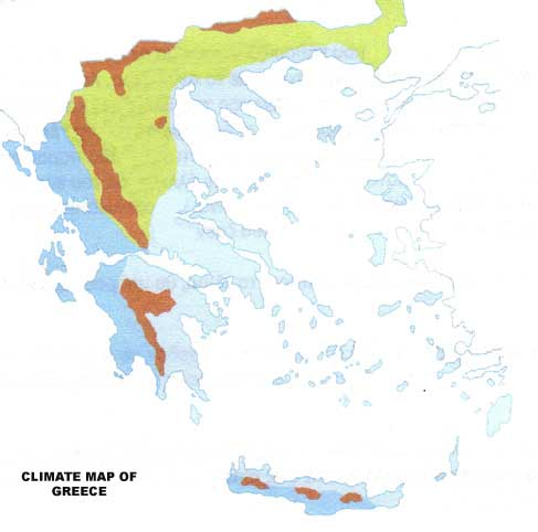 map of greek islands in english