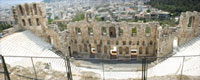 The theatre of Herodes Atticus