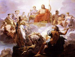 mytholgy-greek-gods