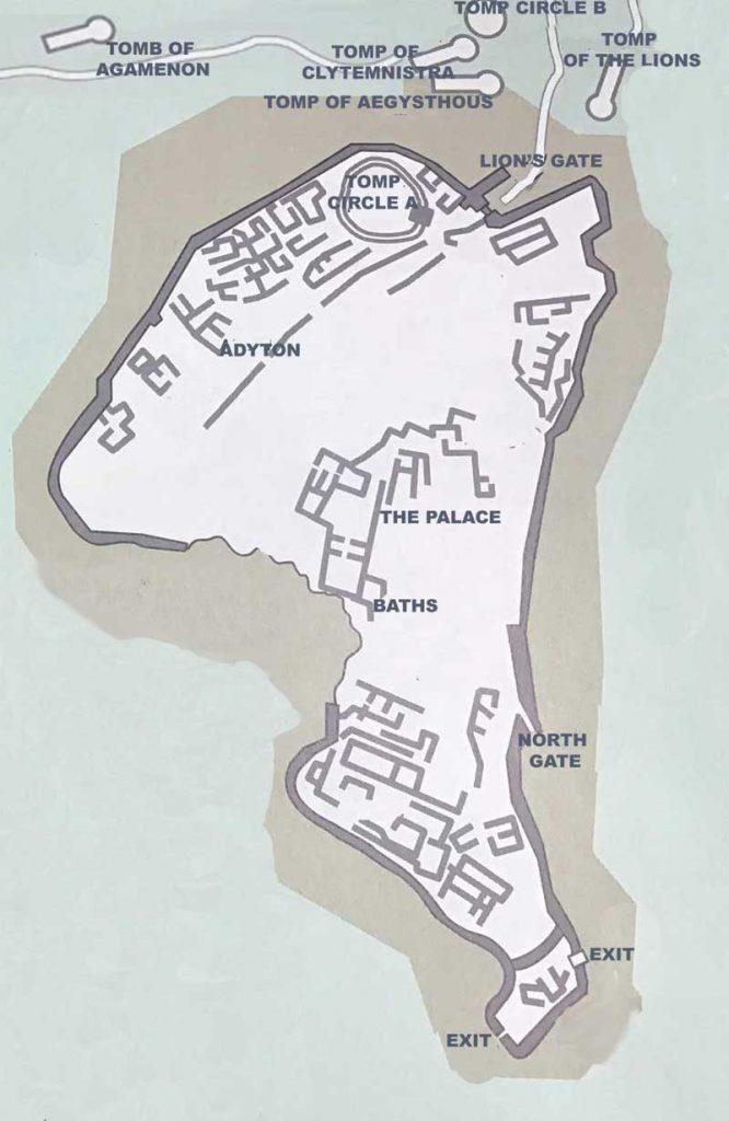 map-of-ancient-mycenae