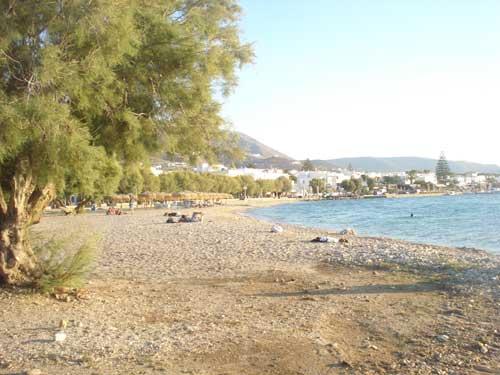 Spiagge A Parikia  Paros