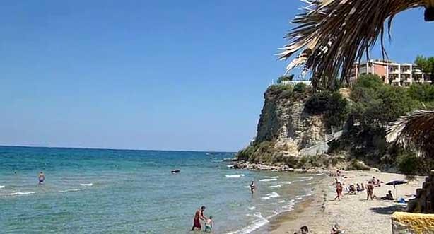 Tsilivi Spiaggia  Zante