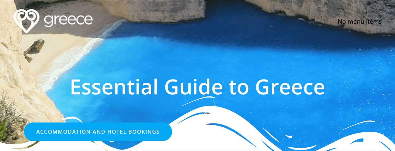 Guide to Greece and the Greek islands