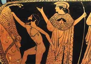 Theseus and the Argonauts