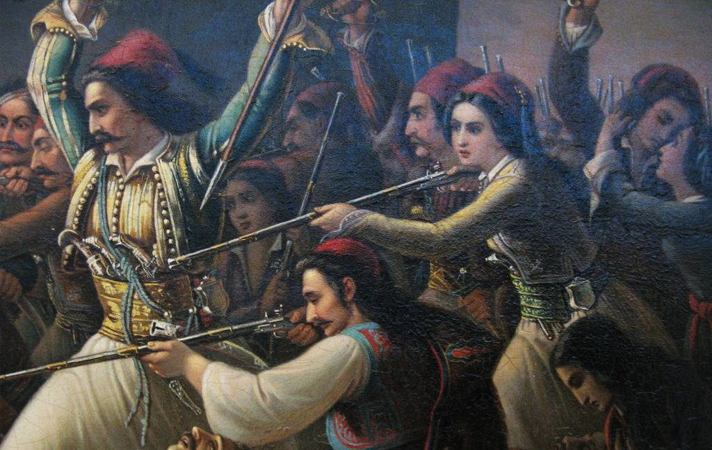 GREEK INDIPENDENCE REVOLUTION 1821