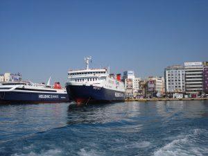greek fleet