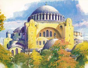 agia-sophia-byzantium-konstantinople