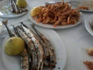 greek fish food