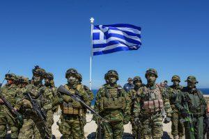 greek army forces