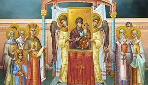 greek saints